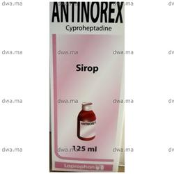 ANTINOREX, 0,04%, Flacon 125 ml - Medicament