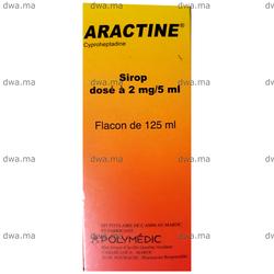 ARACTINE, 0,04%, Flacon de 125 ml - Medicament